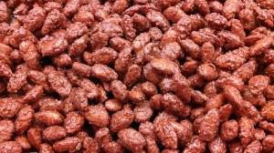 Roasted Cinnamon Almonds